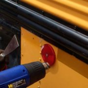 How to Remove Reflective Tape from a School Bus