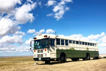 Getting Legal: Registering a School Bus as an RV – Our